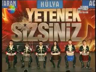 ahiska ritim grubu yetenek sizsiniz turkiye